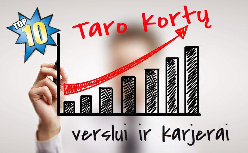 Top 10 Taro kortų verslui