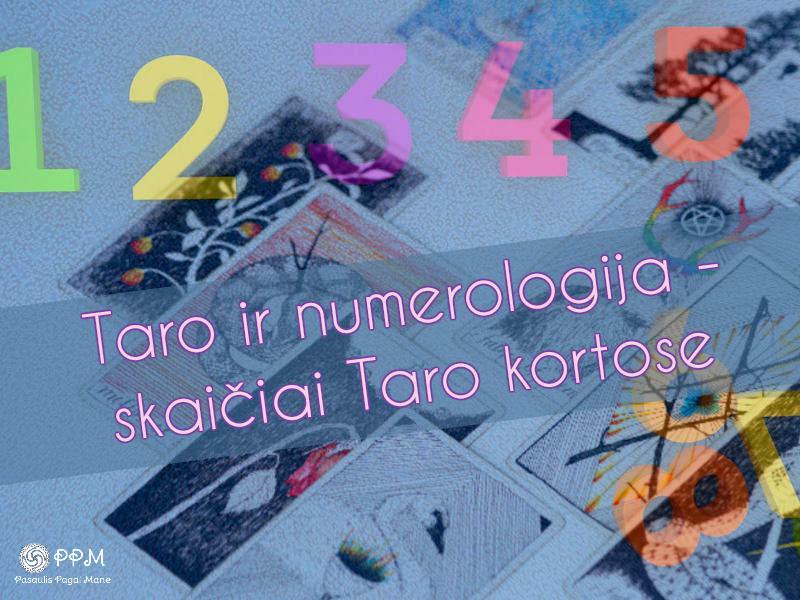 Taro ir numerologija
