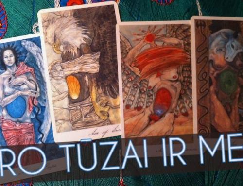 Taro kortos: Tūzai ir meilė