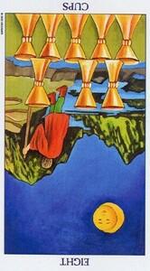 Apverstos Aštuonios taurės