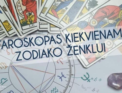 Taroskopai: 2020 metų sausis