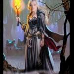 Witches tarot - Mėnulis