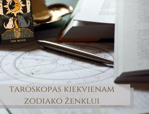 Taroskopai: 2021 metų kovas