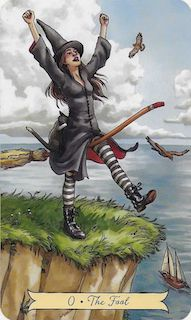 Everyday Witch Tarot - Kvailys